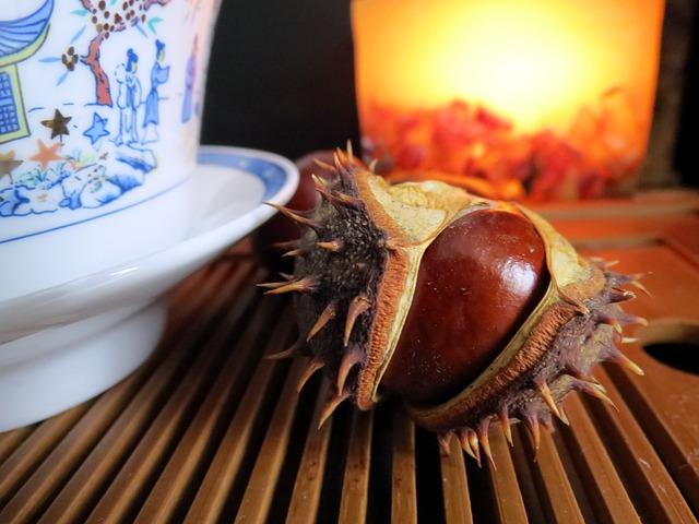 秋の味覚は夏バテを取ってから楽しみましょう。